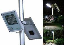 LED Street Light 3-Level Solar Battery Outdoor Waterproof Garden Security Lamp