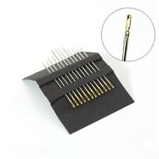 One Second Needles Assorted 12 Pcs Set Hand Sewing Home Tool Accessories New