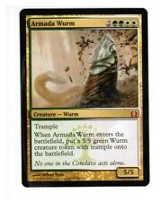 1x Armada Wurm English Return To Ravnica MTG Magic The Gathering card