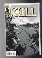 KULL the HATE WITCH #3, NM-, Variant, Robert E Howard, David Lapham, 2010