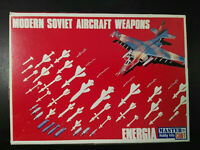 Modern Soviet Aircraft Weapons , ENERGIA, Mastercraft, Scale:1/72,Kit:7202 Rar