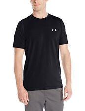 2015 Under Armour Performance Heatgear Raid manches courtes T-shirt Black/black Medium