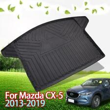 Fit 2013-2019 Mazda CX-5 Car Trunk Protector Rear Cargo Liner Trunk Mat Cover