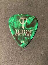 Teton Guitars Medium Guitar Pick