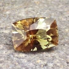 Walnut-Green Schiller Oregon Sunstone 11.50Ct Flawless-Large Gem-Video