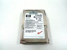HP 146GB,Intern,10000RPM 2,5 Zoll SAS DG146BB976 Server Festplatte