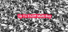 More details for 10 gram silver grain - pure 999 bullion - nuggets scrap or repair