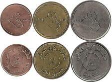 Irak 25, 50, 100 Dinars 2004