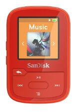 Reproductores de MP3 SanDisk con radio FM