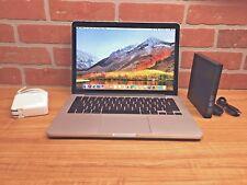 """Apple MacBook Pro 13"""" Retina / Core i7 3.0GHz / 512GB SSD / OSX-2017 / Warranty!"""