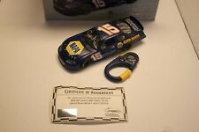 AUTOGRAPHED NASCAR MICHAEL WALTRIP 2003 DAYTONA TEST CAR RACED VERSION  DIECAST