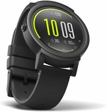 """Ticwatch E Most Comfortable Smartwatch-Shadow,1.4"""" OLED Display GoogleAssistant"""