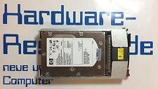 "HP Frame 36,4gb 15k Ultra320 SCSI 320MB/S 404670-008 404714-001 3,5"" Hdd"