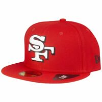 New Era 59Fifty Fitted Cap - ELEMENTAL San Francisco 49ers