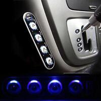 12V 4 Way USB Port Car Cigarette Lighter Socket Splitter Charger Power Adapter