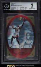 1996 SPx Gold Michael Jordan #8 BGS 9 MINT