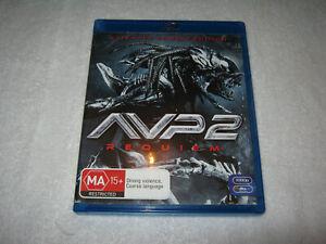 Aliens Vs Predator 2: Requiem - Extended Edition - Blu-Ray Ex-Rental - Region B