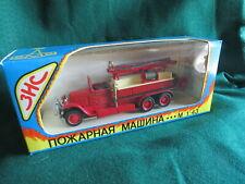 BIG SALE USSR Russian Trucks 1/43 Scale LOMO etc. ALL NEW BOXED Truck #11 ZIS-11