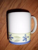 totally today yellow w blue cup mug set of 3