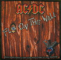 "AC/DC AUFNÄHER / PATCH # 54 ""FLY ON THE WALL"""
