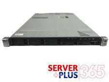 HP ProLiant DL360p G8, 2x 3.3GHz E5-2667v2 OctaCore 32GB RAM No hard drives DVD