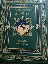THE SLEEPING BEAUTY AND OTHER FAIRY TALES from Easton 1996 Dulac illustrations