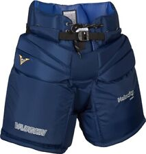 "New Vaughn 1100i goalie pants navy intermediate Xl 30"" Int ice hockey goal blue"
