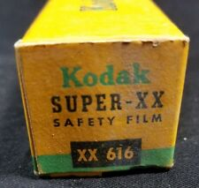 Kodak 616 Super XX High Speed Panchromatic Safety Film Expired Jan 1953 B211
