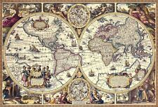 Beverly Jigsaw Puzzle 1000 piece Antique map (49x72cm) Japan New