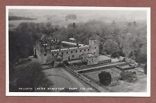 Naworth Castle  Brampton, aerial view,  Richard Howe,   RK112