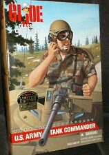 "G.I. JOE  U.S ARMY TANK COMMANDER 12"" FIGURE"