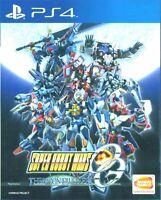 Super Robot Wars OG: The Moon Dwellers [English, Region Free, PlayStation 4] NEW