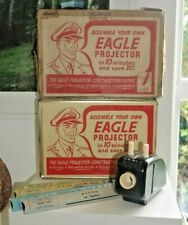 VINTAGE DAN DARE EAGLE PROJECTOR BOXED WITH FILMS INSTRUCTIONS & OUTER BOX H379