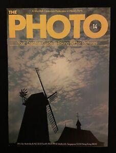 THE PHOTO MAGAZINE, MARSHALL CAVENDISH 1981 VOL. 14