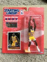 1997 Shaquille O'Neal Los Angeles Lakers Convention Starting Lineup SHAQ