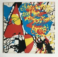 Elvis Costello & the Attractions Armed Forces Vinyl LP Record Album 1st Edition