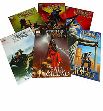 FREE SHIPPING KING Dark Tower FALL OF GILEAD 1st #1,2,3,4,5,6 NEW Furth SIGNED