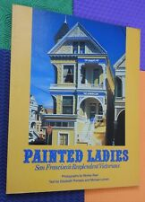 SAN FRANCISCO VICTORIAN MANSIONS Painted Ladies photo book