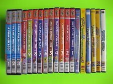 ** Lots of 19 **  Pokemon DVD USED Please read description!!