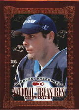 Lot Of 725 1997 Donruss Preferred Kerry Collins Football Card # 121