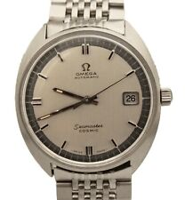 Omega Seamaster Cosmic Automatic Stainless Steel 35mm Circa 1960s Watch