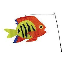 Flame Fish Swimming Fish Bobber  Windsock..15... PR 26509