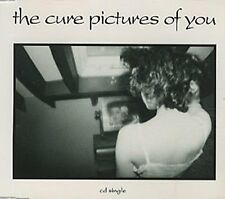 Cure Pictures of you (Re-mix, 1990, plus 'Last dance', 'Fascination .. [Maxi-CD]
