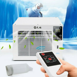 1/2 Set 1100w Window Wall Box Air Conditioner Fan Cooler Cooling Dehumidifier AU