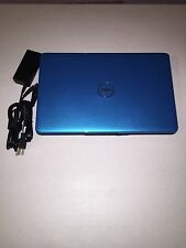 "Dell Inspiron 1545 Blue Lid 15"" Dual Core Pentium D 2.3GHz 3GB 250GB HDD DVDRW"