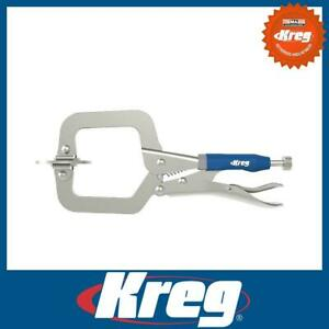 """Kreg KHC-MICRO 51mm 2"""" Classic Compact Mini Professional Woodworking Face Clamp"""