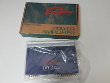 Endstufe Verstärker Dragster Car Audio DB 405 4 channel power amplifier 50Wx4RMS
