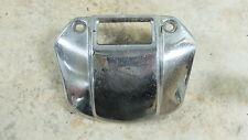 82 Harley Davidson XLH 1000 ironhead Sportster headlight head light mount cover