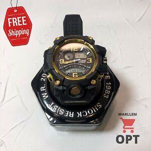 Casio G-Shock GA1000 NEW with box Men's Watch Analog-Digital SALE buy Black