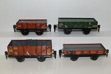 4607 Märklin Konvolut verschiedene Güterwagen Spur 0